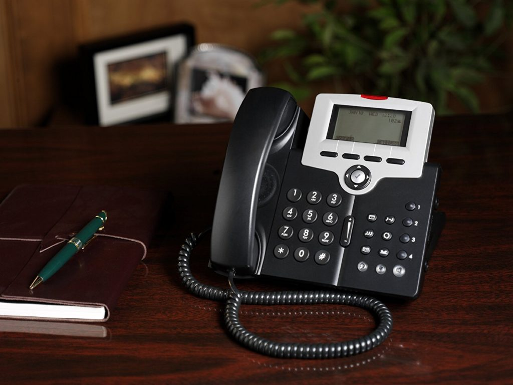 Effective Corporate Communication through a Business Phone System