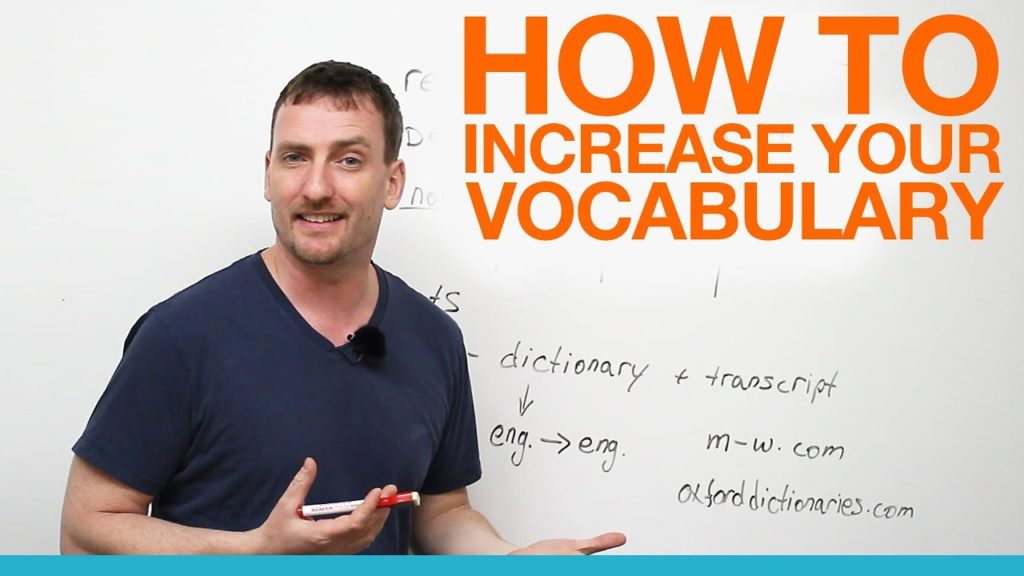 Strengthen Your Vocabulary