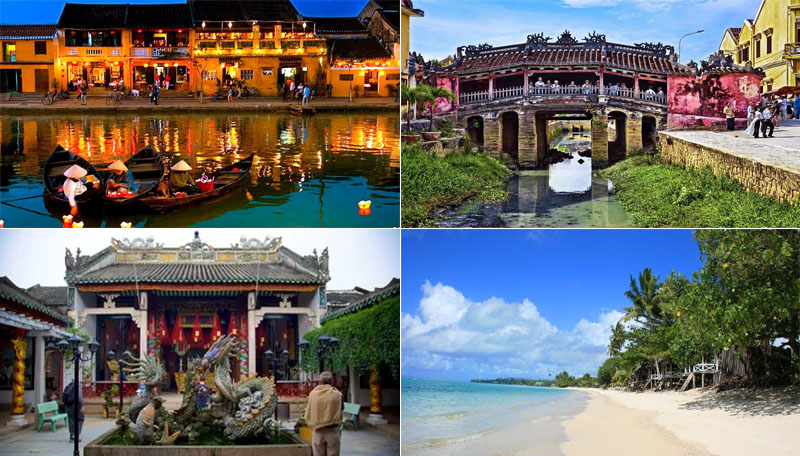 Vietnam Travel Guide: Tourist Attractions in Hoi An, City of Peace in Vietnam