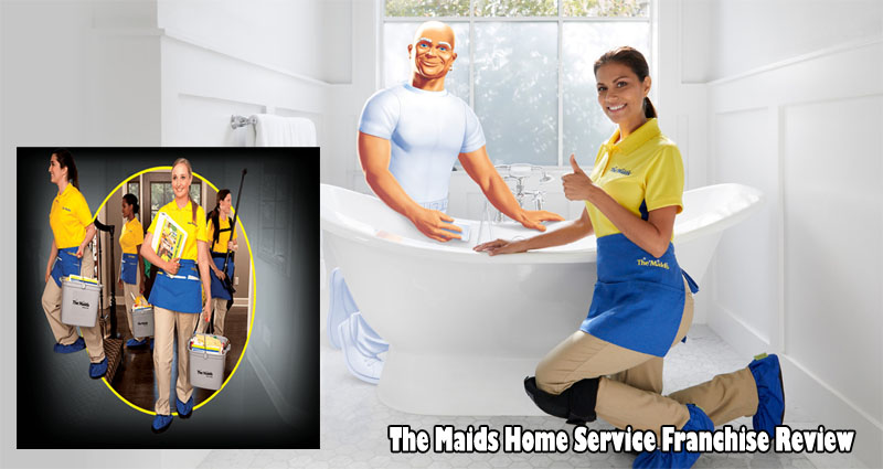 The Maids Home Service Franchise Review