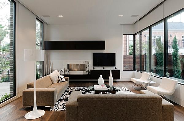 Elegant and Compact Minimalist Home Decorations
