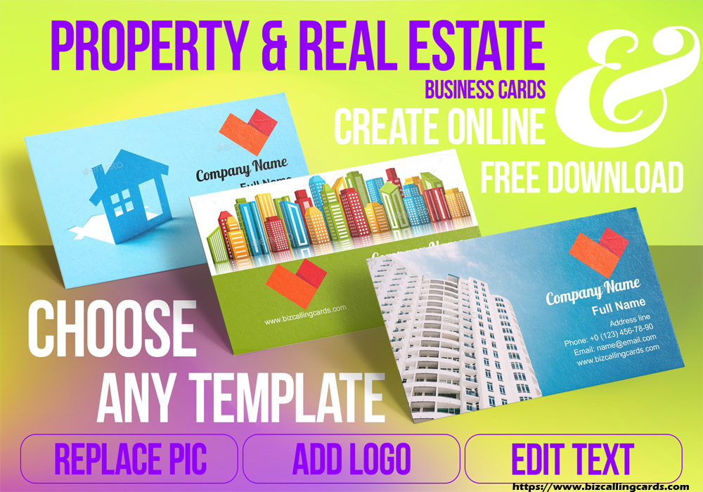 Real Estate Business Cards – How to Get the Most Impact From Your Business Cards