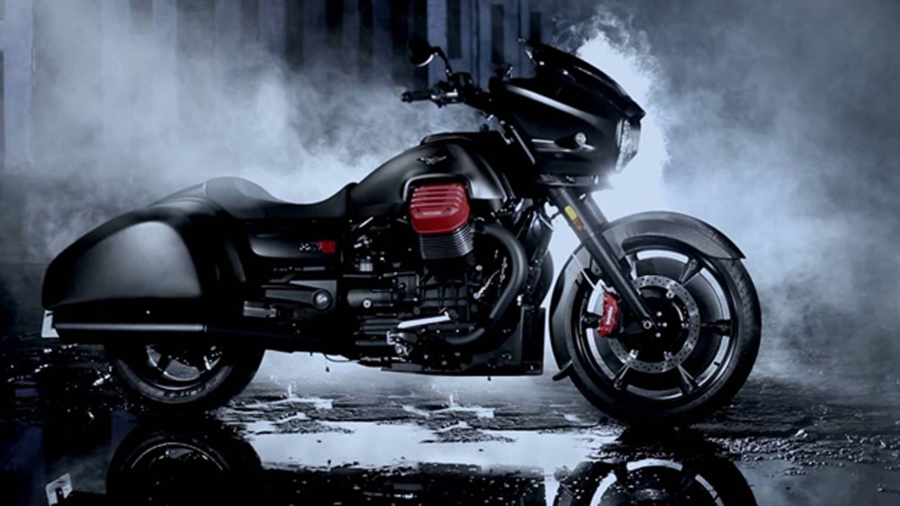 Moto Guzzi Announces Price and Order Details for MGX-21